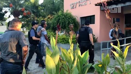 Polícia prende acusados de integrar facções que extorquiam e até matavam através do 'tribunal do tráfico'