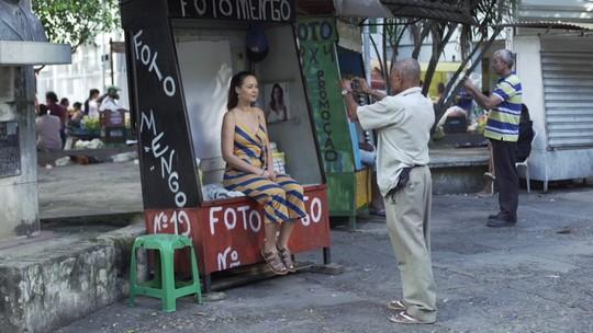 Praça do Lambe-Lambe preserva tradição dos fotógrafos de rua em Feira de Santana