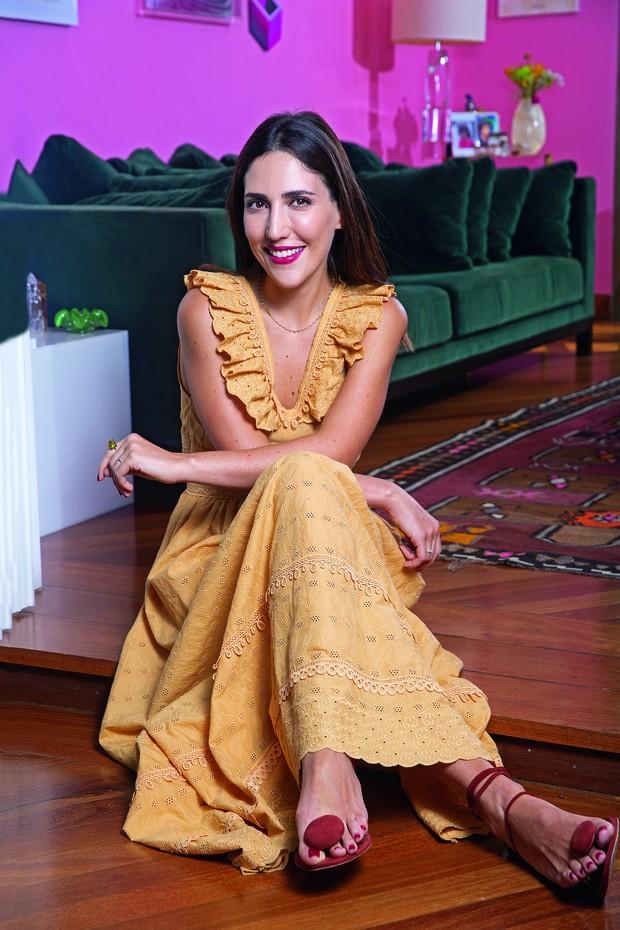 Lily Sarti (Foto: Marlon Serafim/Arquivo Glamour)