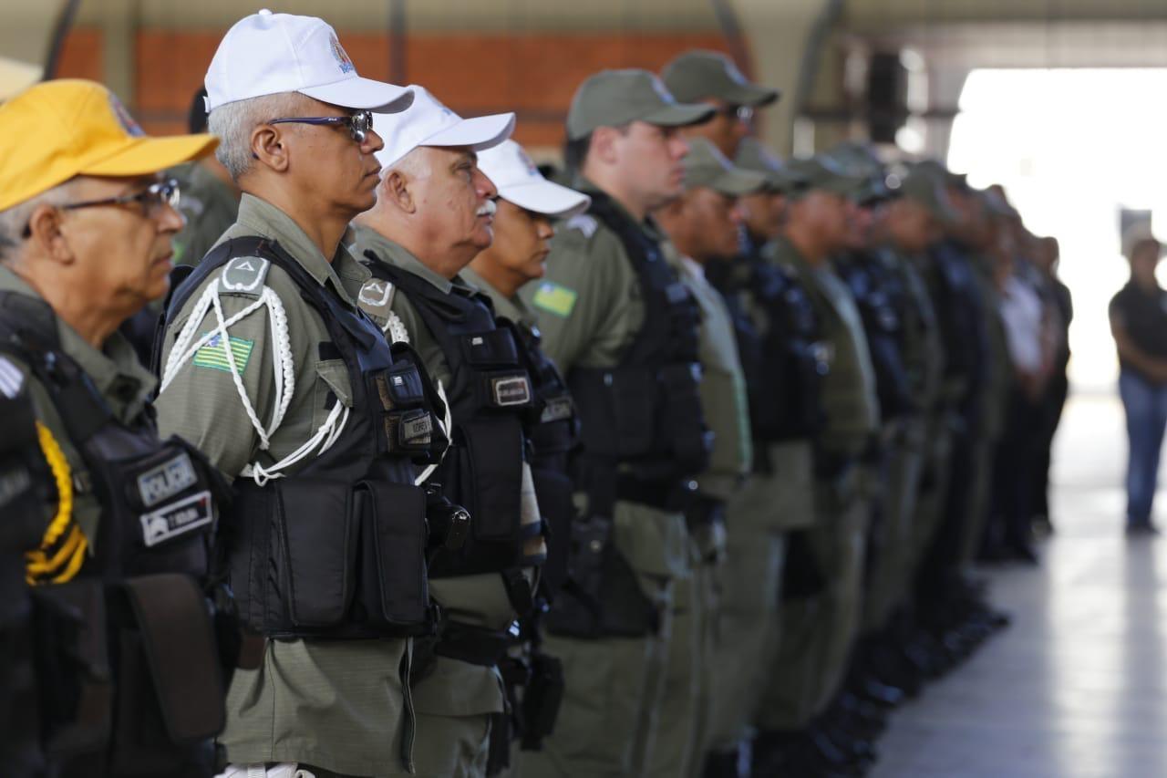 Nucepe reabre nesta quarta-feira (6) as inscrições para cargo de soldado no concurso da Polícia Militar do Piauí