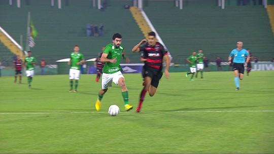 Gilvan diz que Atlético-GO não conseguiu se impor e já pensa no próximo jogo