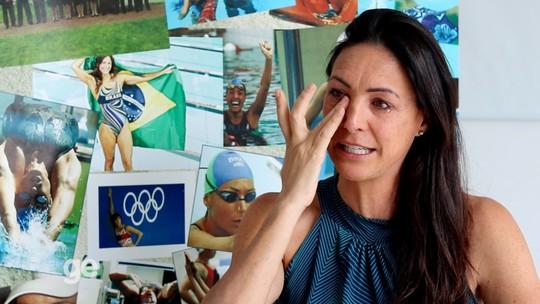 Como se fosse ontem: Fabiola Molina relembra abraço da família ao conquistar índice para Londres