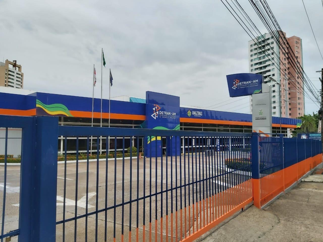 Detran-AM retoma agendamento nesta segunda (1º) e volta a atender público dia 8 de junho em Manaus