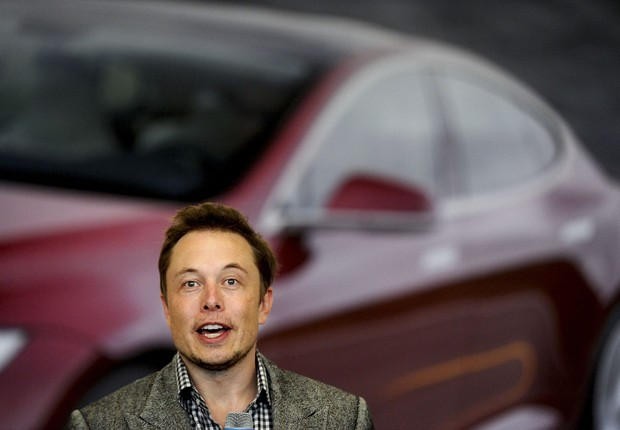 O bilionário Elon Musk, da Tesla e da SpaceX (Foto: Reuters)