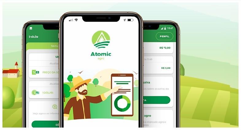 agtech-atartup-atomic-agro (Foto: Reprodução)