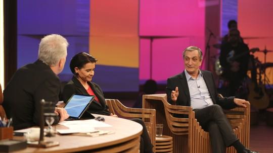 Marina Lima comenta atual cenário político do país: 'Me sinto uma forasteira no Brasil'
