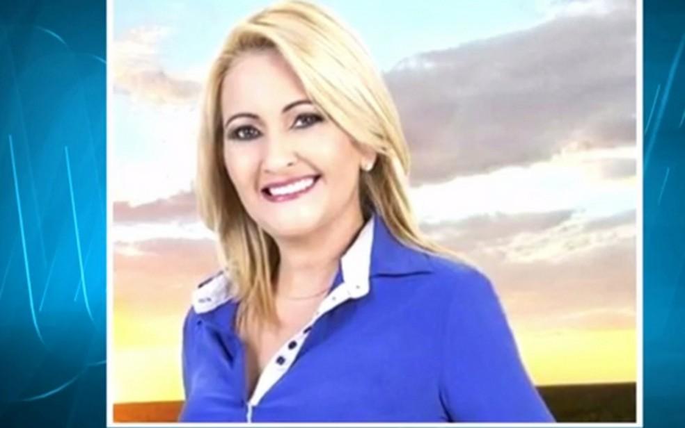 Roseli Ferreira Pimentel (Foto: Reprodução/TV Globo)