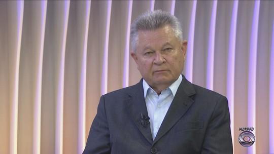 'Vamos triplicar a Guarda Municipal', diz Udo, prefeito reeleito em Joinville