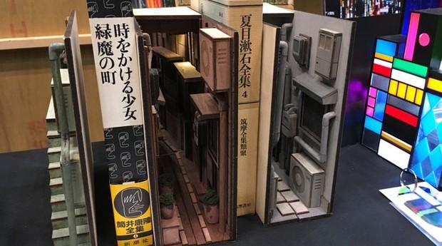 Monde reproduz becos tradicionais da cidade de Tóquio, no Japão (Foto: Divulgação)