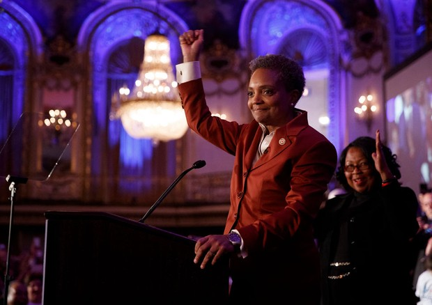 Lori Lightfoot (Foto: Getty Images)