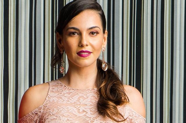 Tainá Müller (Foto: Raquel Cunha/TV Globo)