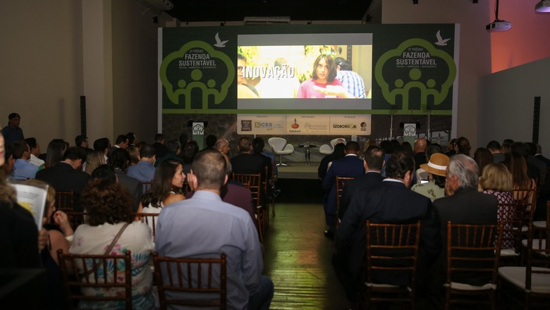 cerimonia-premio-fazenda-sustentavel-2018 (Foto: Alexandre DiPaula)