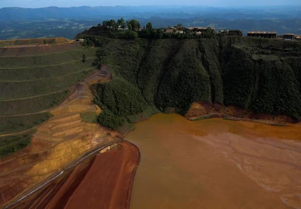 Brumadinho, Minas Gerais (Foto: Reprodução/Agência Brasil)