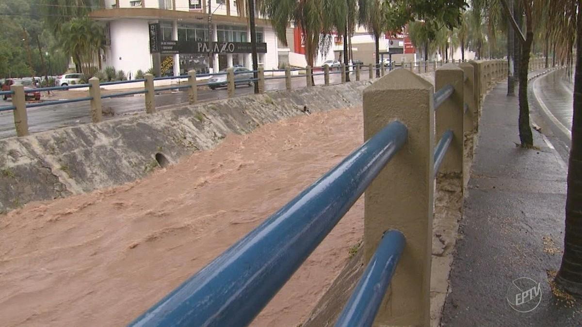 Defesa Civil mapeia 86 áreas com risco de enchentes e deslizamentos na RMC