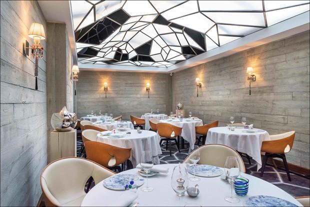 15 restaurantes soberanamente estilosos em Paris (Foto: Khanh Renaud)