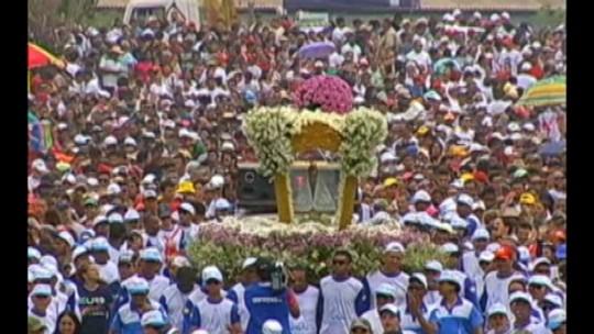 Círio de Marabá reúne mais de 200 mil fies em romaria pelas ruas da cidade