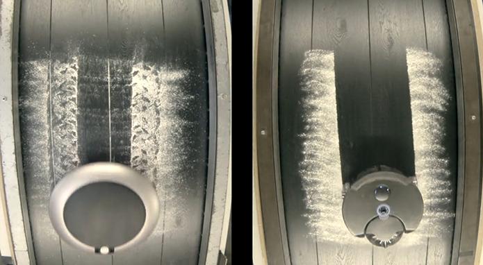 Fabricante garante que novo modelo limpa melhor do que robôs concorrentes (Foto: Reprodução/Dyson)