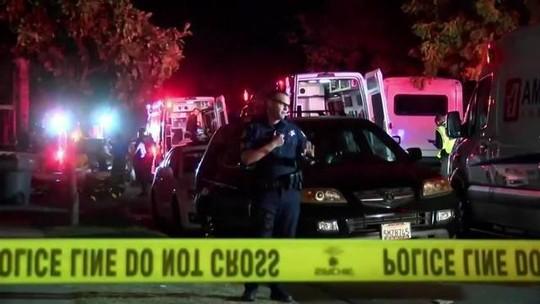 Homem armado mata quatro pessoas e fere seis em ataque na Califórnia