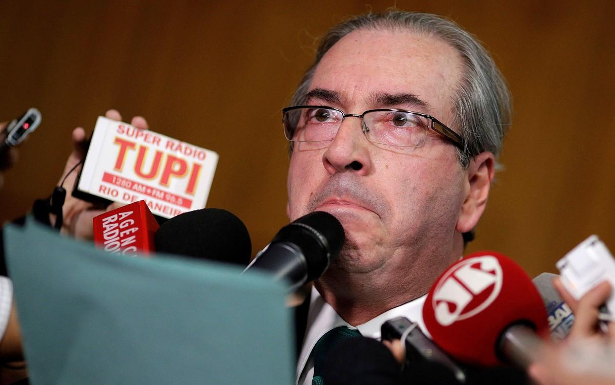 Fachin nega pedido de Cunha para ser transferido para a Papuda, em Brasília