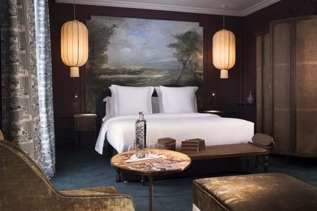 Alexandre Dumas inspira hotel em Paris (Foto: Christophe Bielsa/Divulgação)