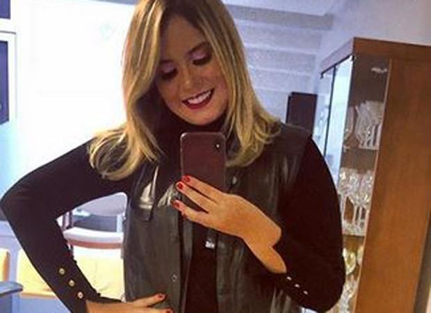 Marília Mendonça impressiona fãs com sua ótima forma  (Foto: Reprodução/Instagram)