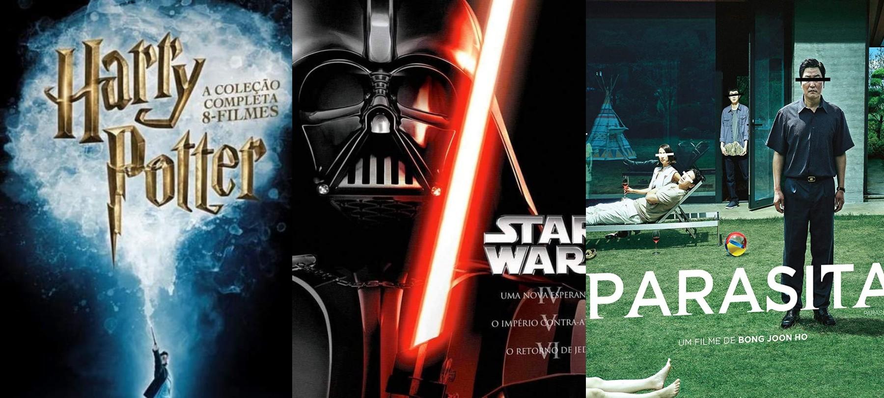Harry Potter, Star Wars e mais: sete filmes de sucesso para colecionar (Foto: Reprodução)