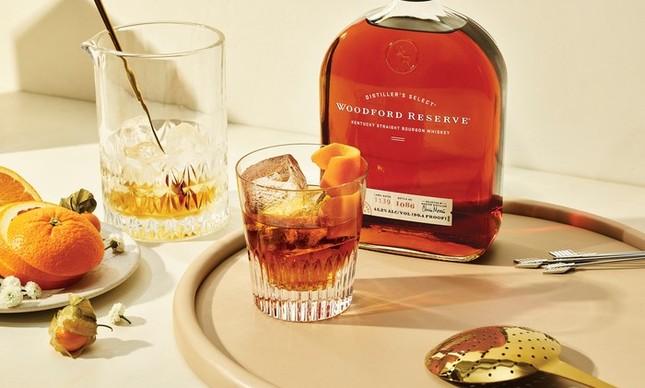 O drinque Old Fashioned