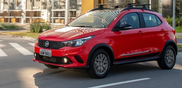 Fiat Argo (Foto: Divulgação)