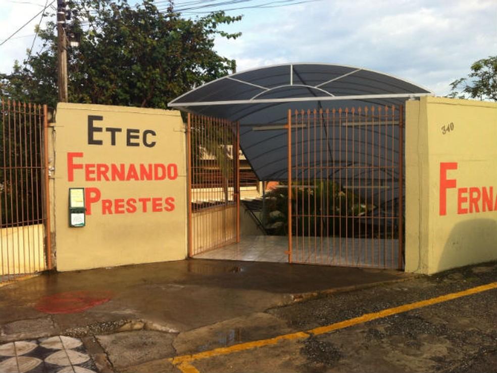 Inscrições para vestibular das Etecs acabam nesta terça-feira na região de Sorocaba e Itapetininga — Foto: Moisés Soares/ TV TEM