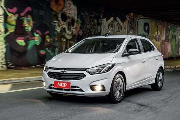 Chevrolet Joy (Foto: Divulgação)
