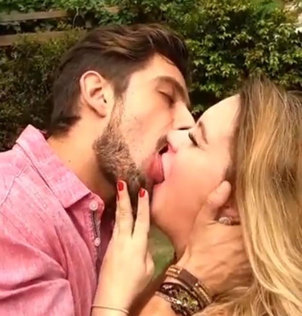 Rafael Cardoso e Mariana Bridi (Foto: Reprodução)