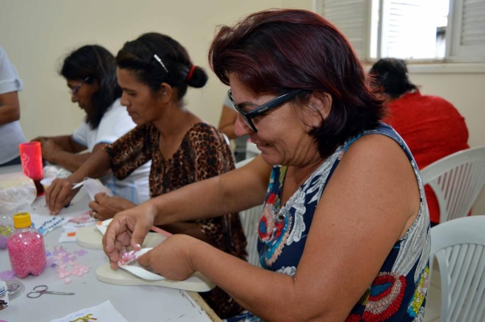 Prefeitura abre inscrições para cursos profissionalizantes gratuitos em Natal — Foto: João Maria Alves