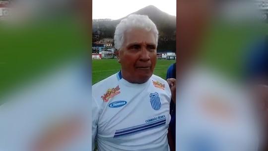 """Técnico do Goytacaz destaca promessa por acesso: """"Era minha obrigação"""""""