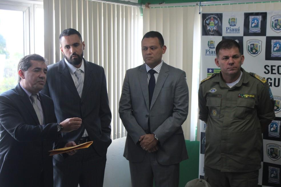 Segurança decidiu anular etapa de concurso da PM-PI após fraude (Foto: Catarina Costa/G1 PI)