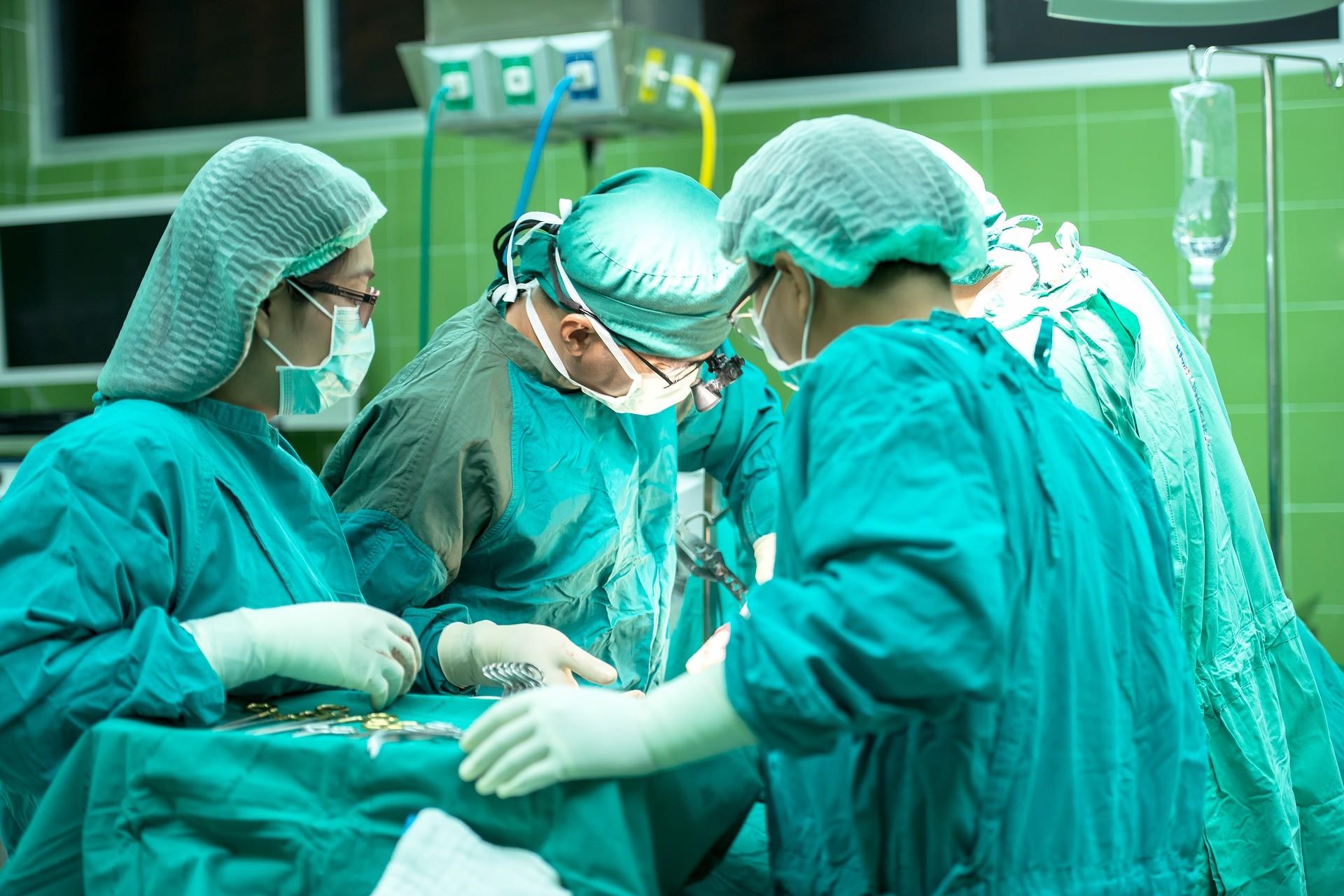 Cirurgia (Foto: Pixabay)