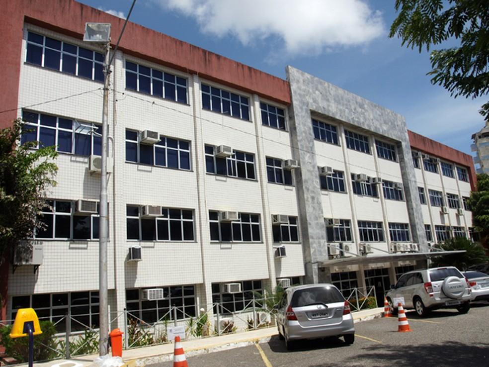 Sede do Tribunal de Justiça do Rio Grande do Norte, em Natal — Foto: Divulgação/TJRN