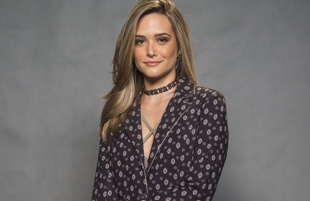 É Juliana Paiva, que fará uma participação na série 'Os Experientes' (Foto: Mauricio Fidalgo/TV Globo)