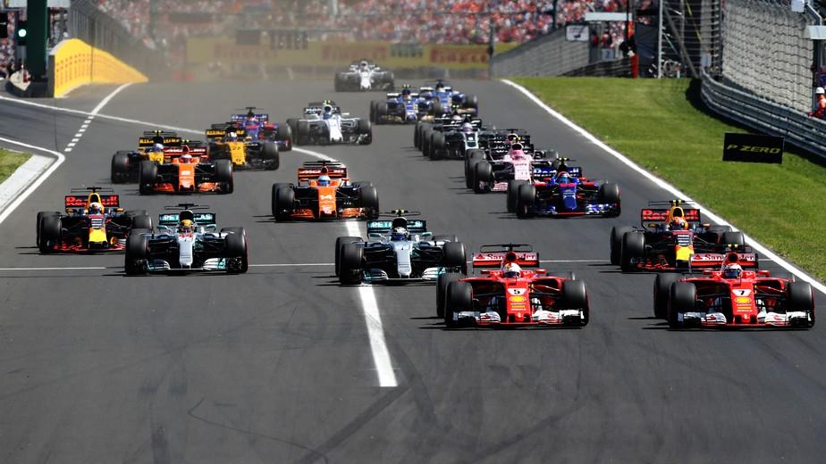Visando diminuir os custos, direção da F1 sinaliza por adoção de peças padronizadas