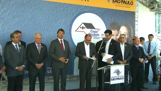 Governo e Prefeitura de SP anunciam início das obras da PPP da habitação
