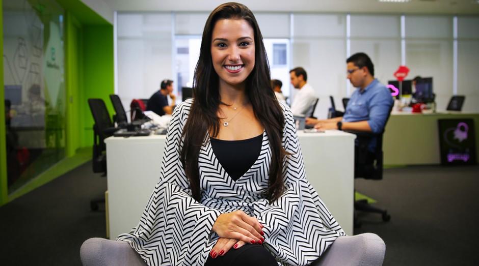 Roberta Vasconcellos, da BeerOrCoffee: plataforma quer ser sucesso global (Foto: Divulgação)