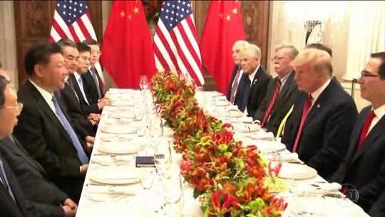 Trump anuncia que China aceita cortar tarifas de carros dos EUA