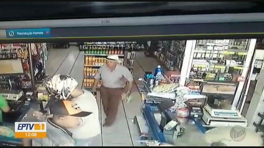 Supermercado é assaltado no bairro Bela Vista, em Passos