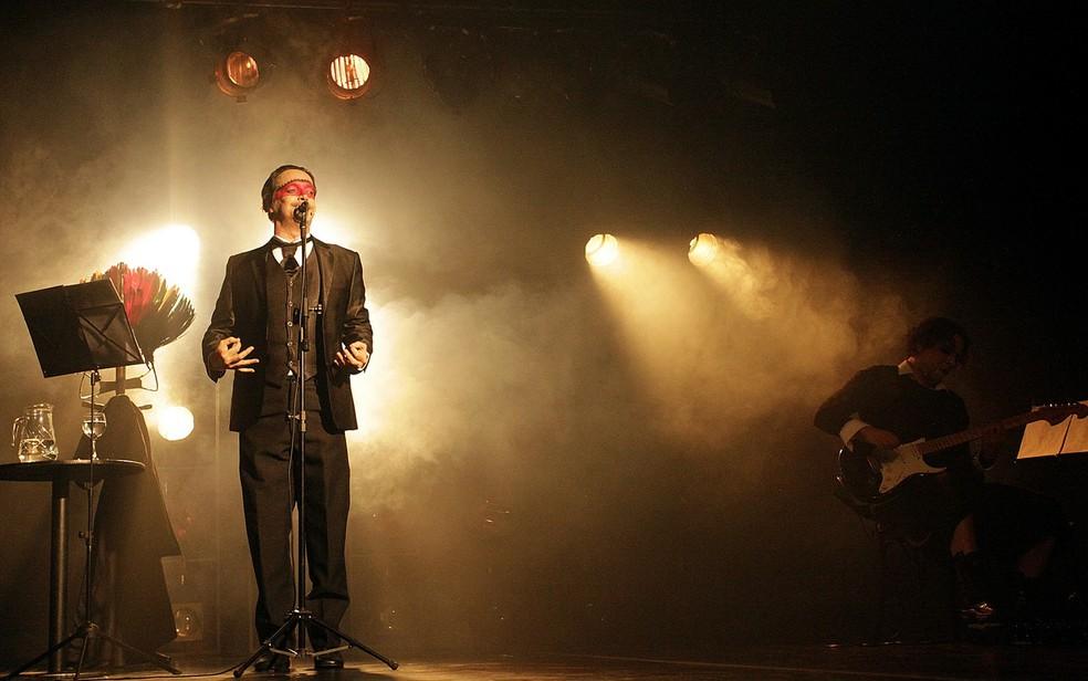 Espetáculo Boca a Boca: um solo para Gregório (Foto: Divulgação)