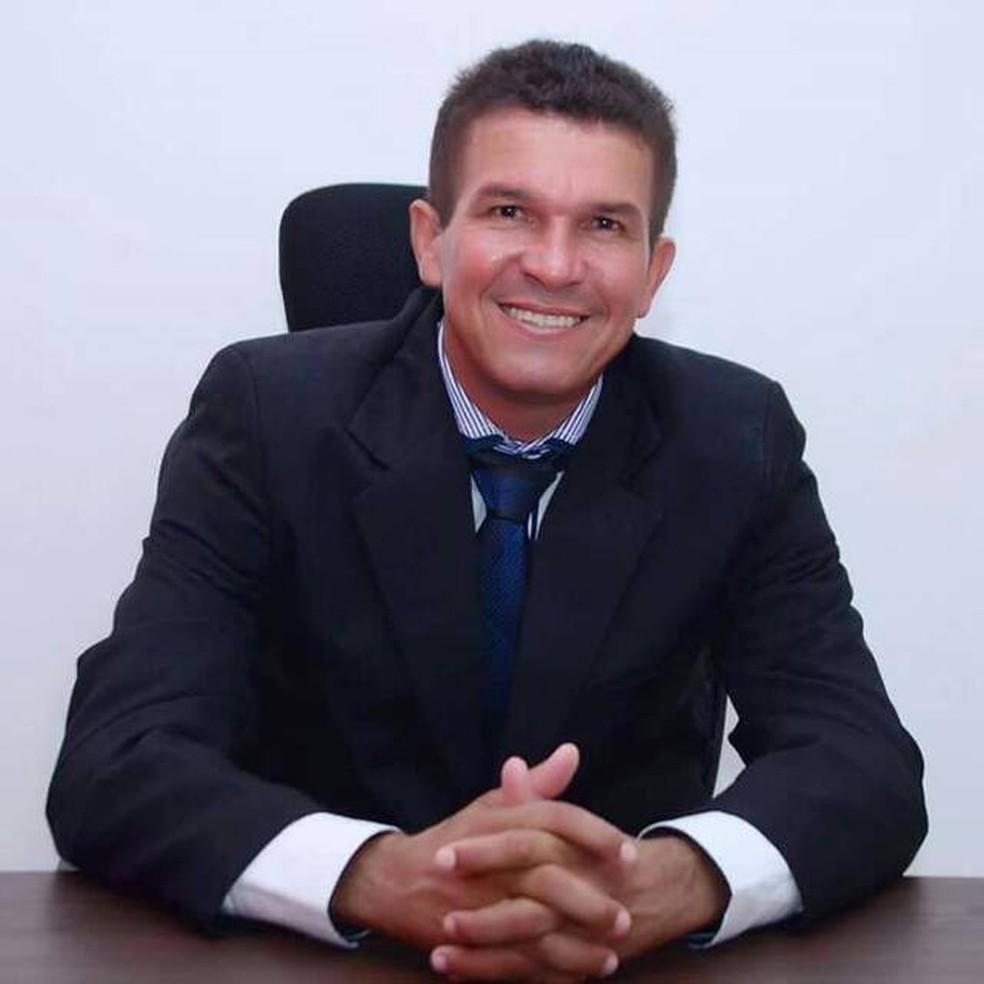 Agnaldo Rodrigues (PP) é alvo da operação do Gaeco — Foto: AMM/Divulgação