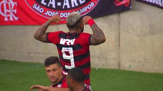 Gabigol ou Bruno Henrique? Quem deve ser escolhido o centroavante do Flamengo?