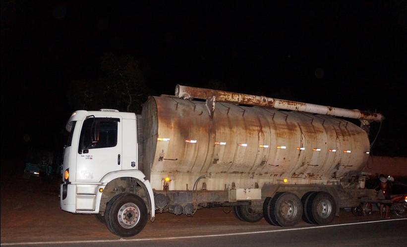 Idoso morre atropelado por caminhão em Riacho das Almas - Notícias - Plantão Diário