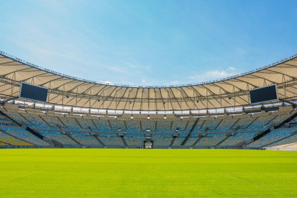 Fla dá voto de confiança para que gramado do Maracanã se aproxime do ideal