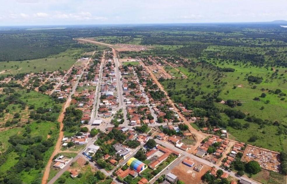 Tremor foi registrado em Araguaiana durante a madrugada de sábado (Foto: Prefeitura de Araguaiana - MT/ Divulgação)