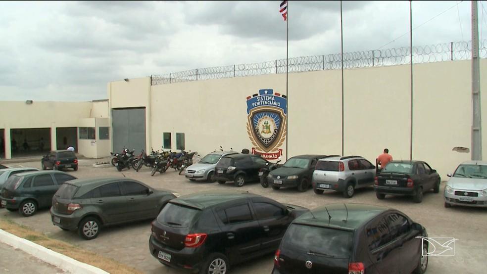Complexo Penitenciário de Pedrinhas, em São Luís (MA) — Foto: Reprodução/TV Mirante