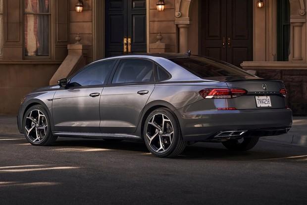 Estilo aproximou o Passat norte-americano do estilo atual da VW (Foto: Divulgação)